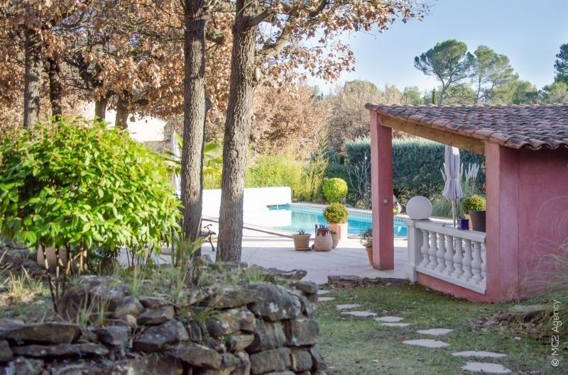 Deluxe sale house / villa Aix en provence 755000€ - Picture 2