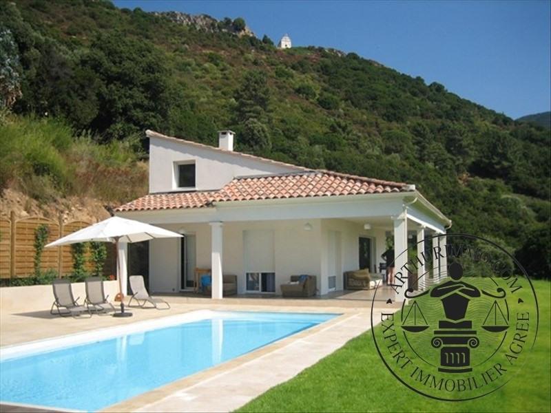 Sale house / villa Sari d orcino 530000€ - Picture 1