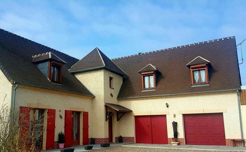 Sale house / villa Milly sur terrain 345000€ - Picture 1