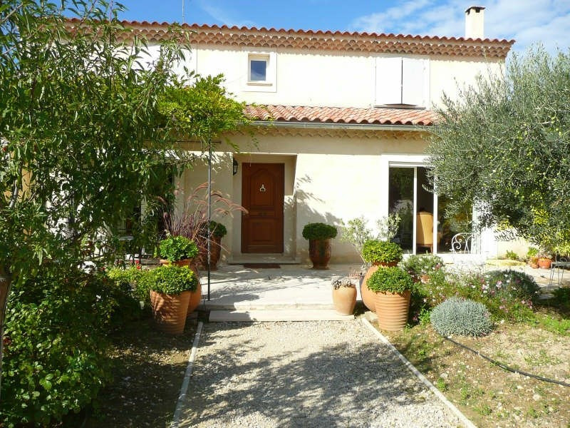 Vendita casa Carpentras 418000€ - Fotografia 1