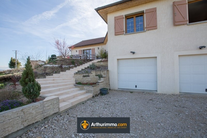 Vente maison / villa Belley 299500€ - Photo 1