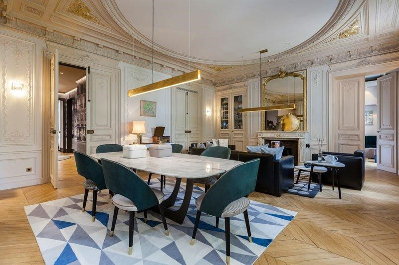 Verkoop van prestige  appartement Paris 7ème 5150000€ - Foto 2