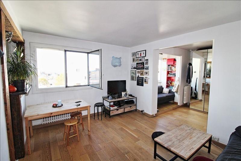 Vente appartement Paris 19ème 371000€ - Photo 1