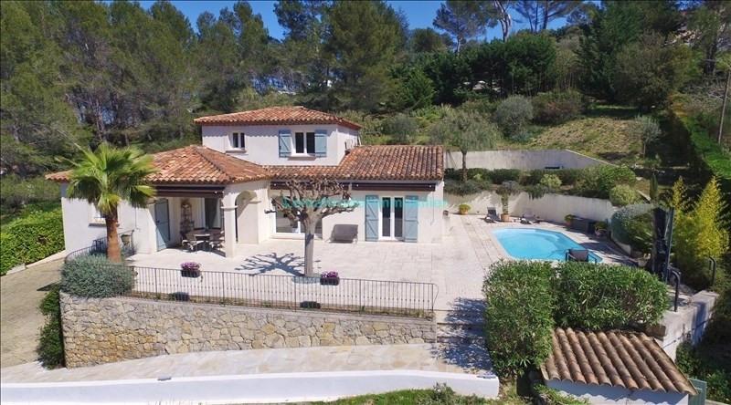 Vente de prestige maison / villa Peymeinade 750000€ - Photo 1