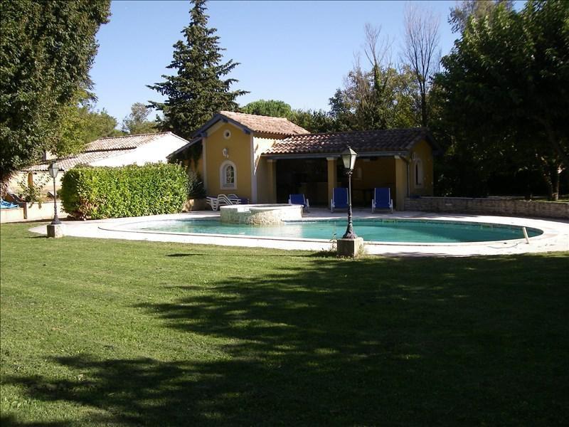 Престижная продажа дом Entraigues sur sorgues 870000€ - Фото 10