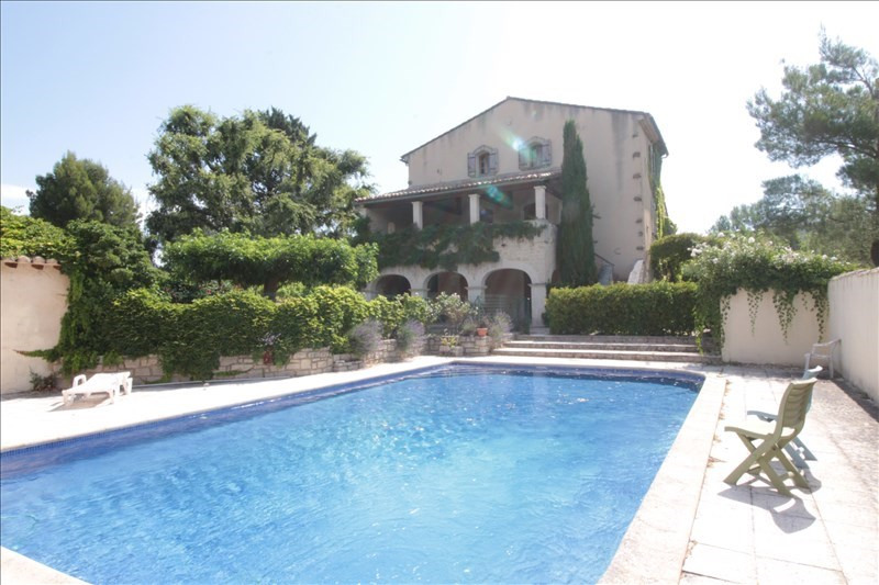 Immobile residenziali di prestigio casa Blauvac 630000€ - Fotografia 1