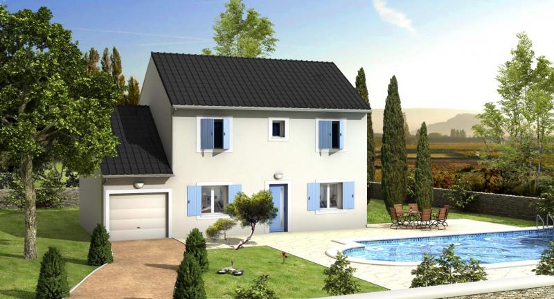 Maison  5 pièces + Terrain 700 m² Neuflize par Villas club