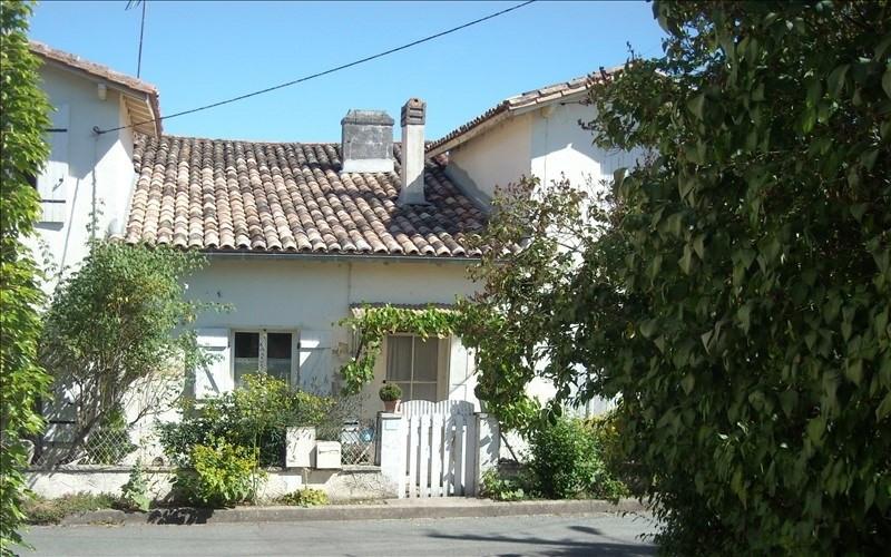 Sale house / villa St seurin sur l isle 105000€ - Picture 1