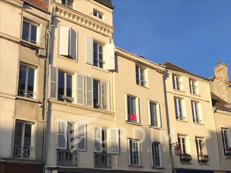 Rental apartment Tonnerre 350€ CC - Picture 1