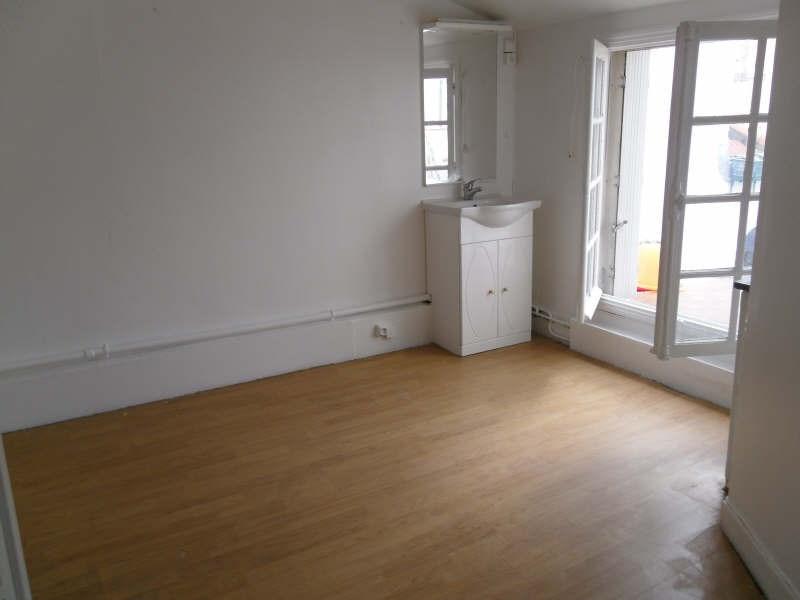 Rental apartment Asnieres sur seine 750€ CC - Picture 2