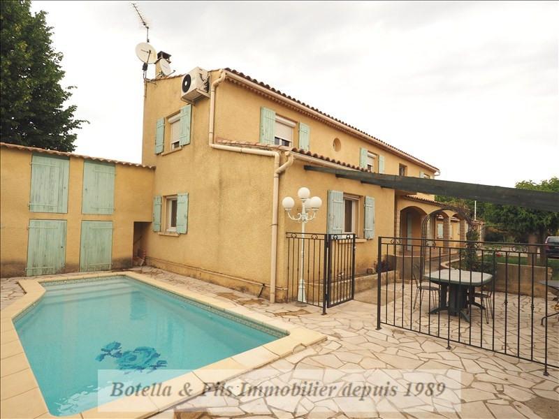 Vente maison / villa Bagnols sur ceze 249000€ - Photo 1