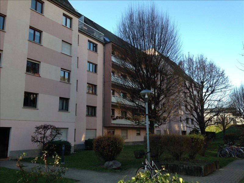 Rental apartment Strasbourg 699€ CC - Picture 1