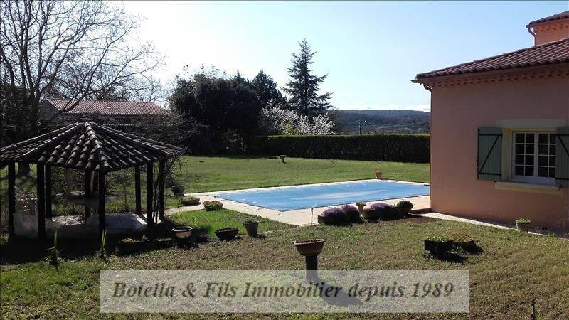 Sale house / villa St paulet de caisson 349000€ - Picture 2