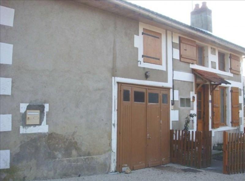 Vente maison / villa Lussac les chateaux 49050€ - Photo 1