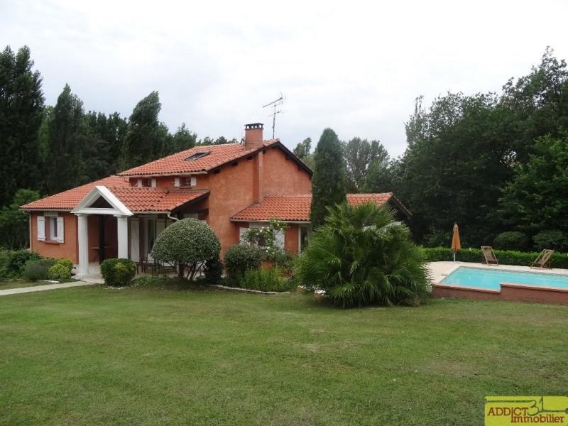 Vente maison / villa Montastruc-la-conseillere 449000€ - Photo 1