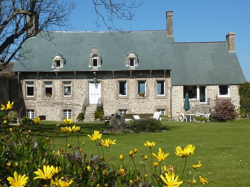 Verkoop van prestige  kasteel Cherbourg 598000€ - Foto 1