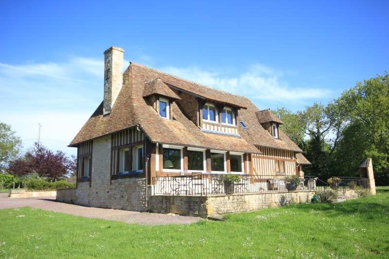 Deluxe sale house / villa Villers sur mer 945000€ - Picture 3