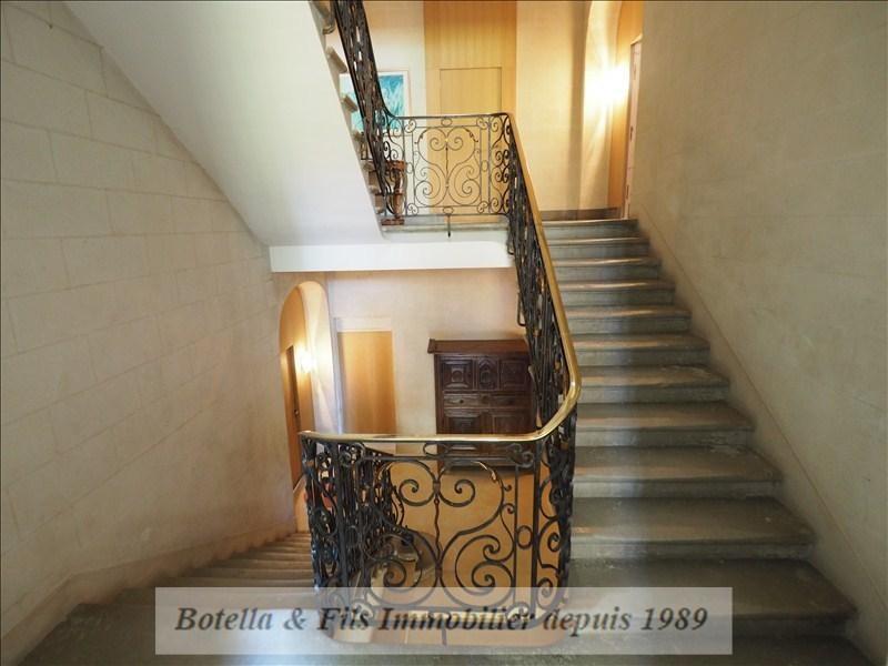 Immobile residenziali di prestigio castello Uzes 889000€ - Fotografia 7