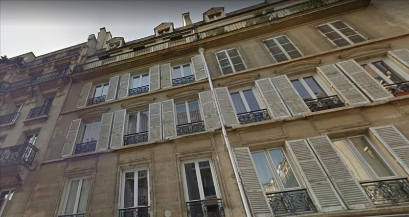 Locação apartamento Paris 17ème 1180€ CC - Fotografia 2