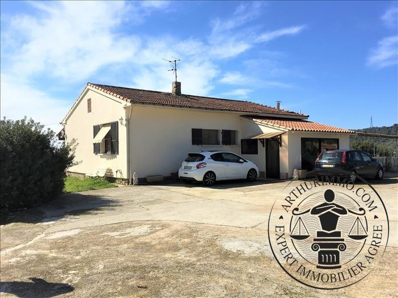 Vente maison / villa Alata 439000€ - Photo 1