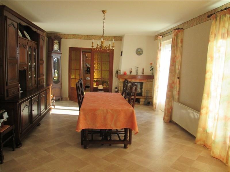 Vente maison / villa Tournus 175000€ - Photo 2