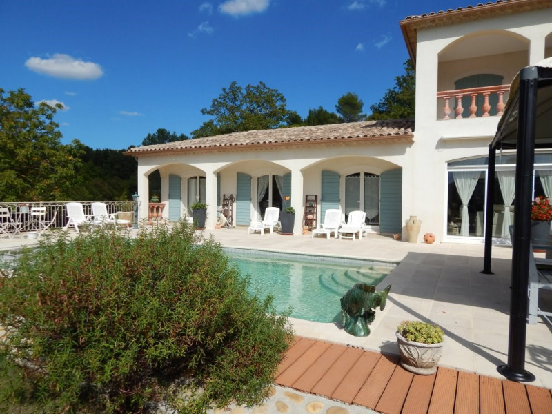 Vente de prestige maison / villa Villecroze 846300€ - Photo 2