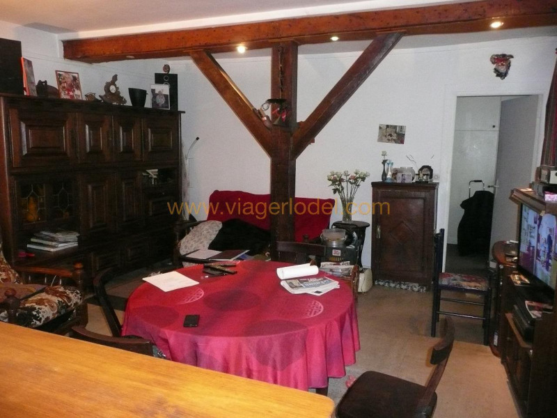 Life annuity apartment Paris 11ème 75 000€ - Picture 2