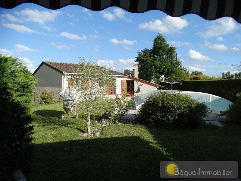 Vente maison / villa Montaigut sur save 398000€ - Photo 1