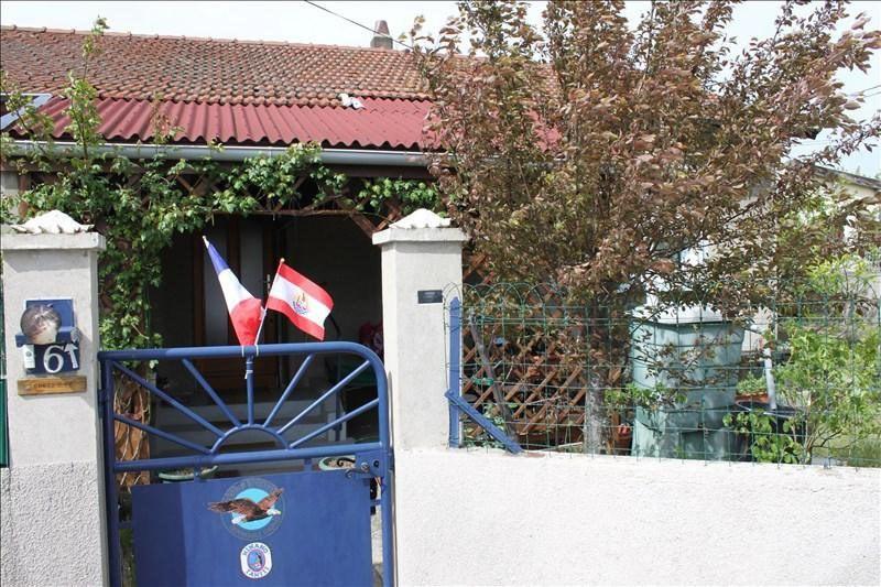 Venta  casa Le peage de roussillon 136000€ - Fotografía 3