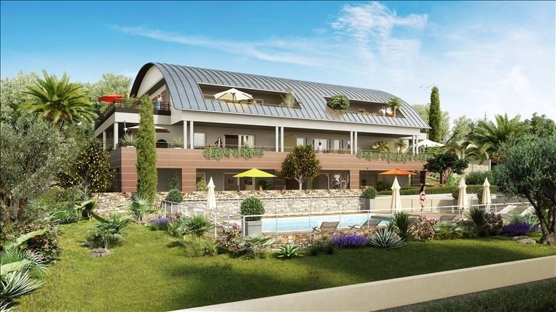 Vente appartement Le golfe juan 249000€ - Photo 1