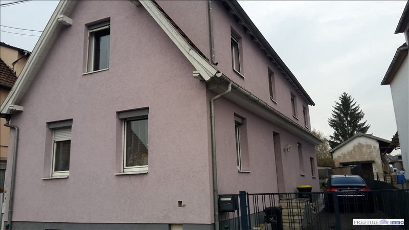 Maison 4 pièces Uberach