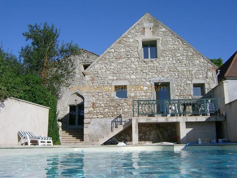 Verkoop  huis Saint-pourçain-sur-sioule 330000€ - Foto 1