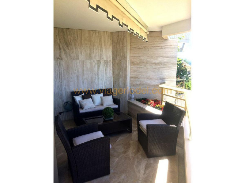 Viager appartement Cannes 210 000€ - Photo 14