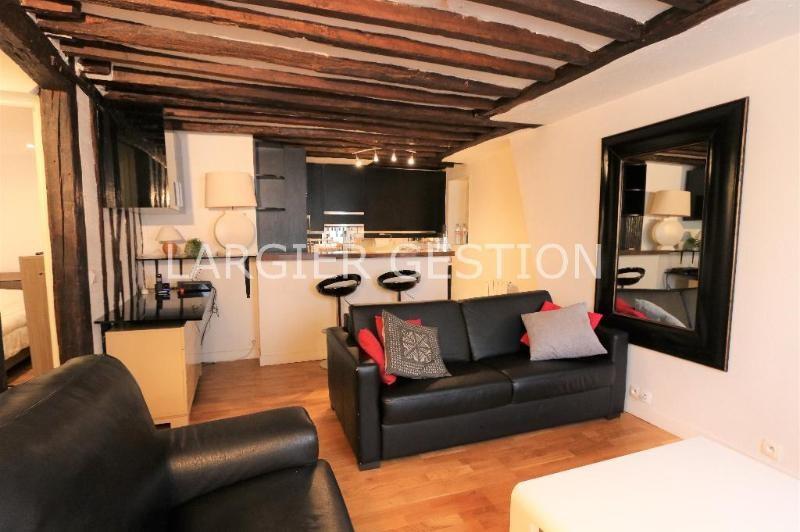 Location appartement Paris 8ème 1550€ CC - Photo 1