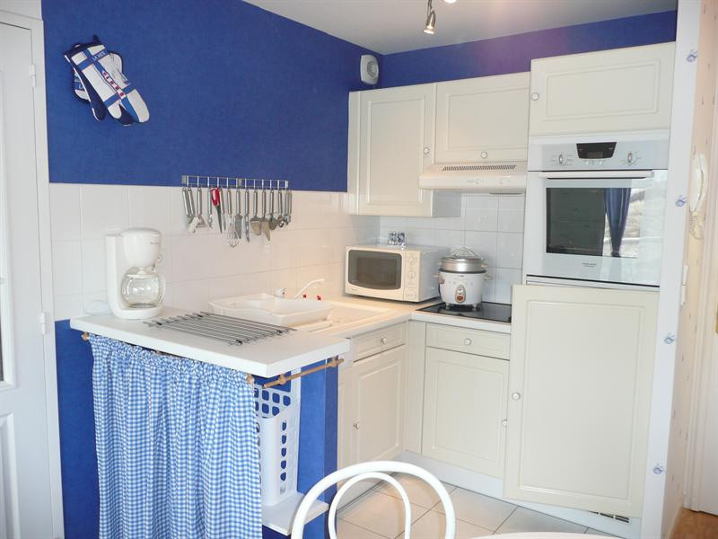 Vacation rental apartment Stella plage 212€ - Picture 4