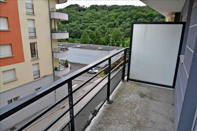 Rental apartment Bellegarde sur valserine 572€ CC - Picture 10