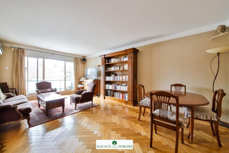 Vente appartement Paris 17ème 950000€ - Photo 1