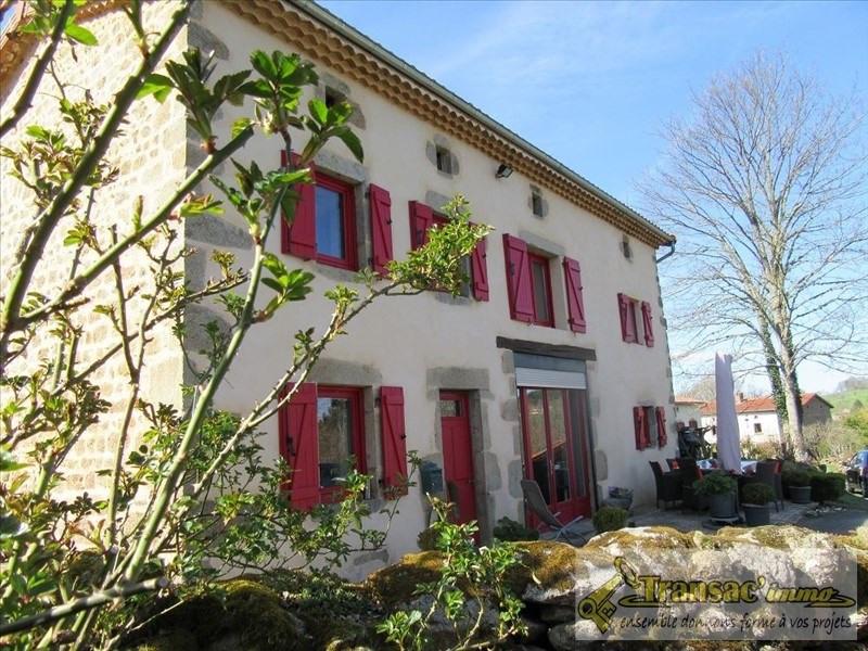 Vente maison / villa Courpiere 149101€ - Photo 1