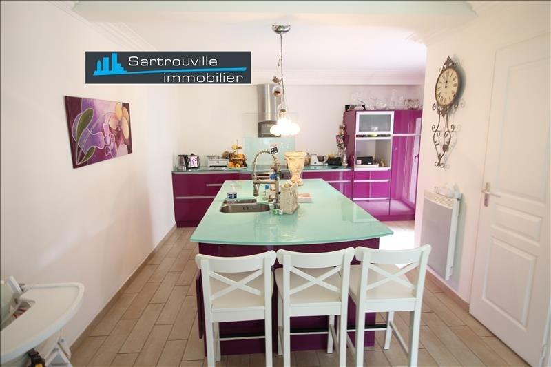 Venta  casa Sartrouville 434000€ - Fotografía 4