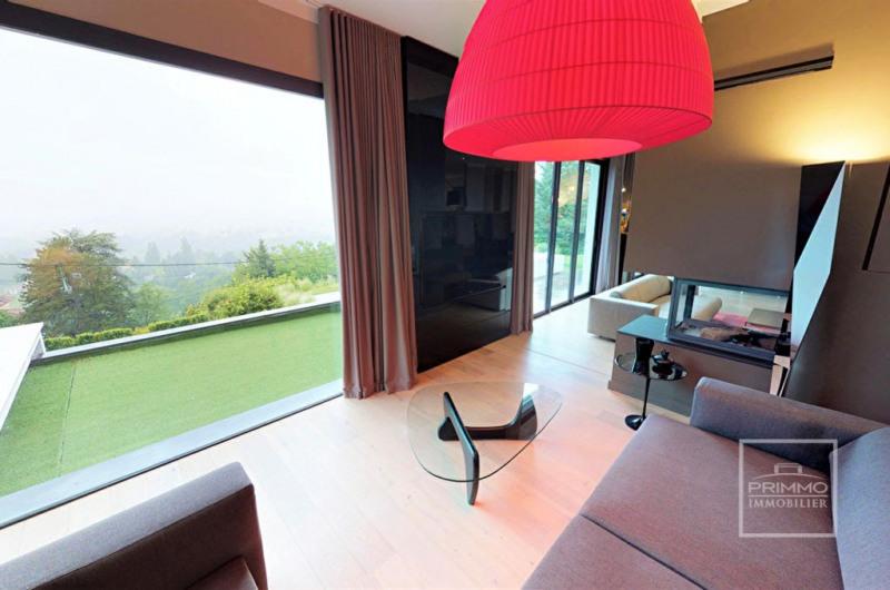 Vente de prestige maison / villa Saint didier au mont d or 2700000€ - Photo 8