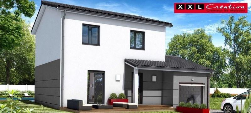 Maison  4 pièces + Terrain Thuir par XXL CREATION