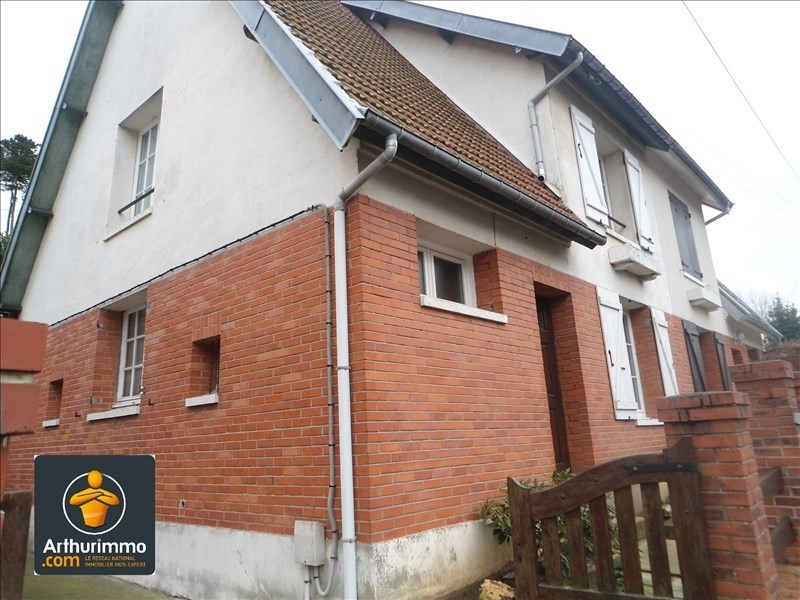 Sale house / villa Fecamp 129 600€ - Picture 1
