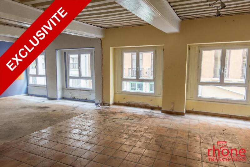 Sale apartment Lyon 1er 193000€ - Picture 1