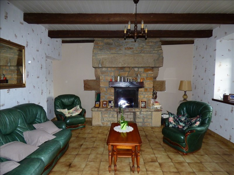Vente maison / villa Tonquedec 120 500€ - Photo 2