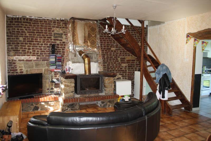 Vente maison / villa Avesnes sur helpe 127100€ - Photo 2