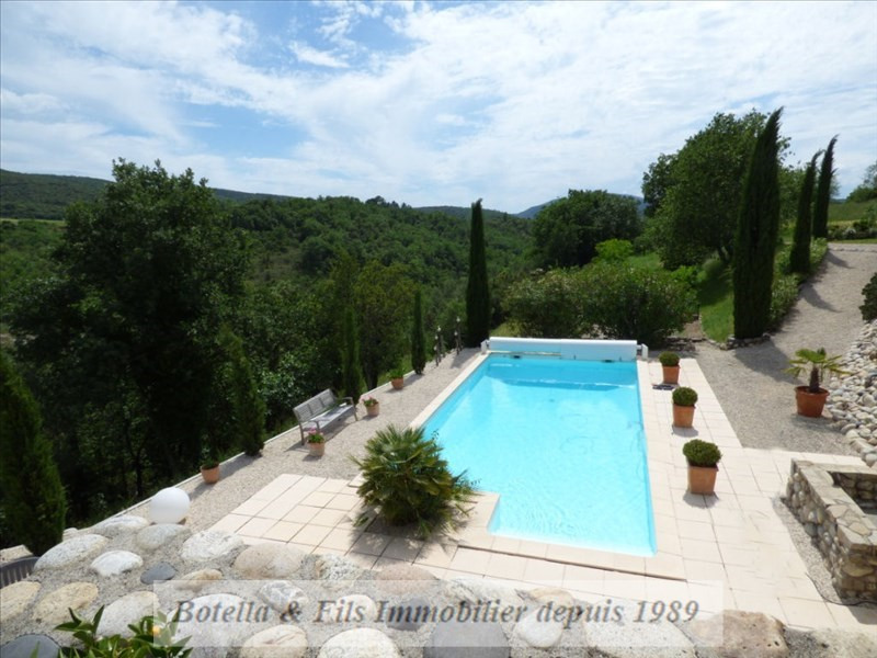 Vente de prestige maison / villa Ruoms 525 000€ - Photo 3