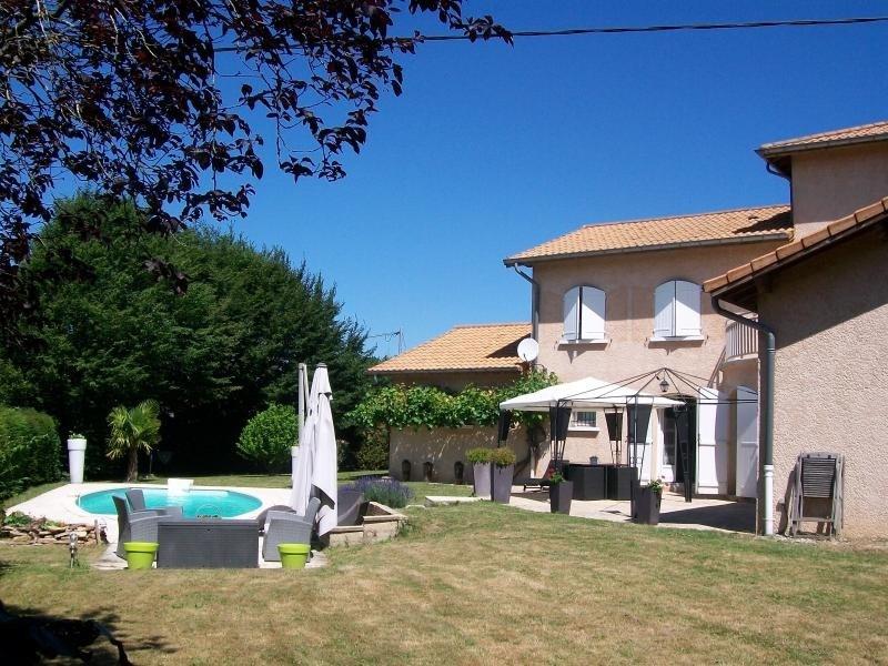Sale house / villa St georges d esperanche 395000€ - Picture 8