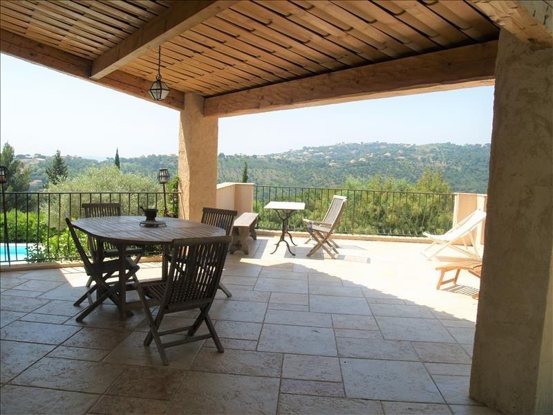 Deluxe sale house / villa Les issambres 750000€ - Picture 4