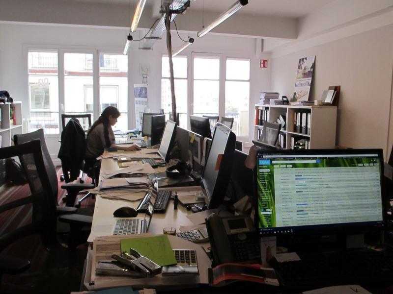 Alquiler  oficinas Paris 10ème 3062,25€ +CH/ HT - Fotografía 2