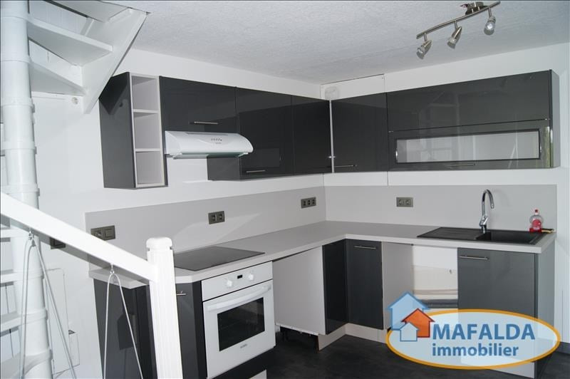 Vente appartement Mont saxonnex 129 500€ - Photo 2